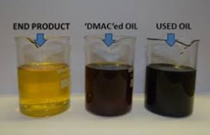 Re-Refining Of Used Oil